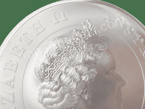 オーストラリア コアラ 1kgコイン